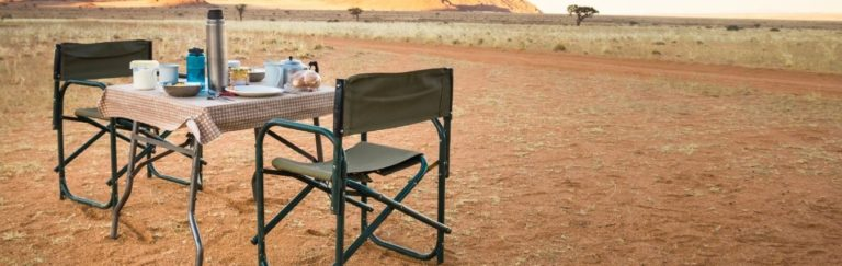 best folding camping table and chairs review